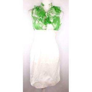 Shoshanna Womens Size 0 Dress Silk